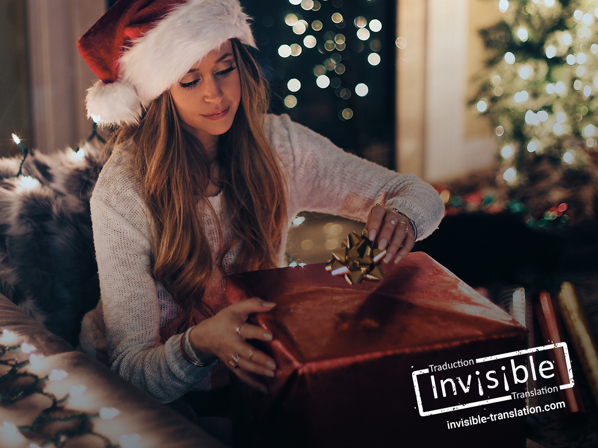 Gift ideas from INVISIBLE Translation