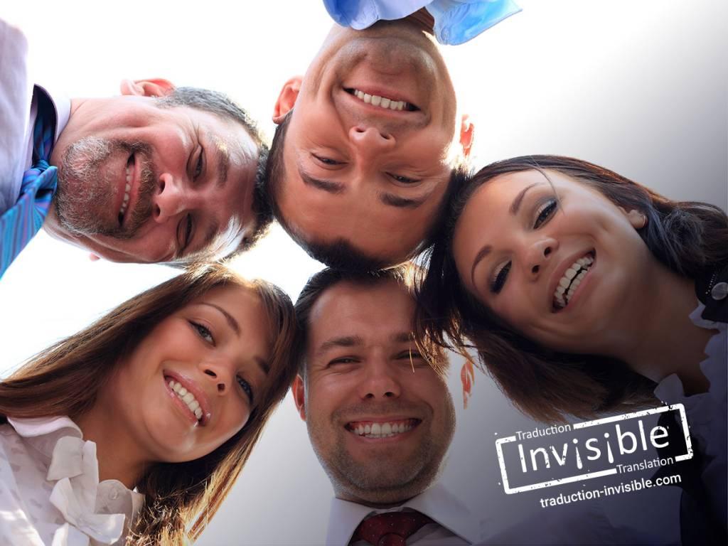 Offre d'emploi - Traduction Invisible Inc.