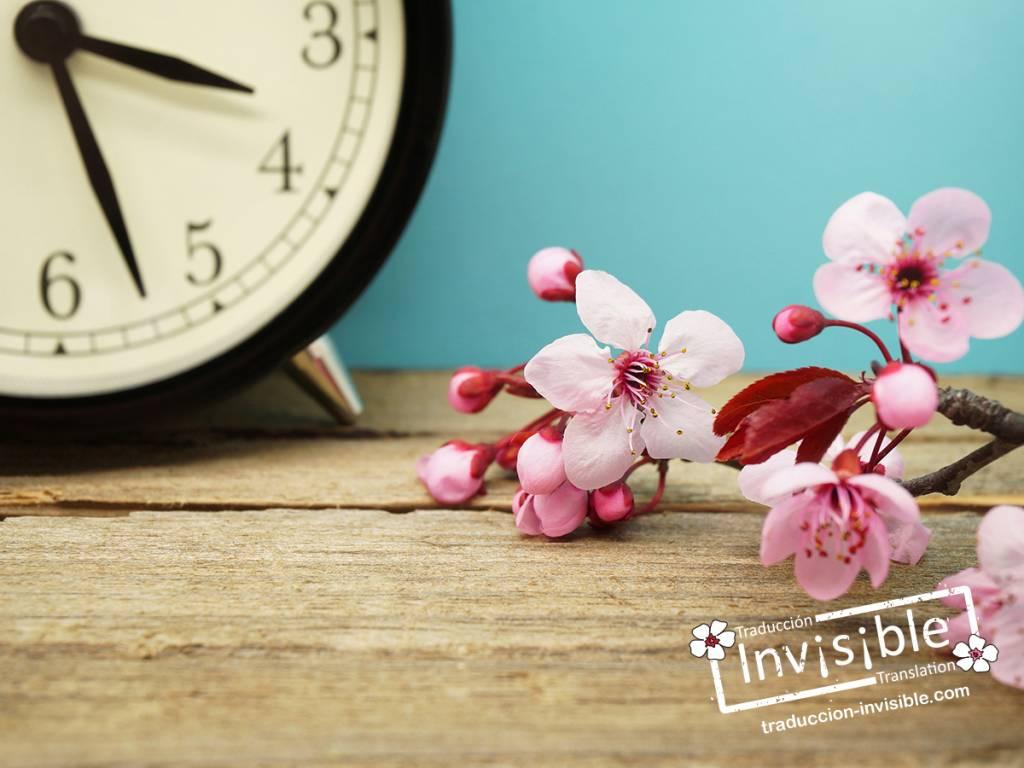 Llega la primavera; es hora de limpiar