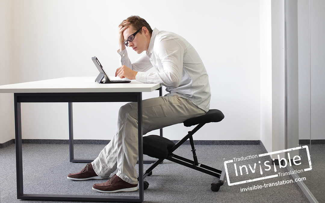 Making your workspace more ergonomic